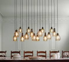 Pottery Barn Chandelier Shades Pendant Lighting Ideas Pendant Light Chandelier Suitable For