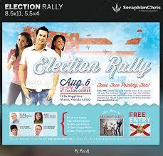 30 brilliant election flyer templates