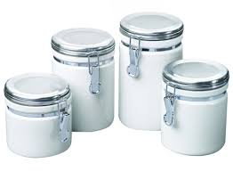 ceramic kitchen canister set 100 kitchen canisters blue 100 italian kitchen canisters d