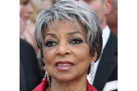 gray frosted hair ruby dee goes home mayor noam bramson