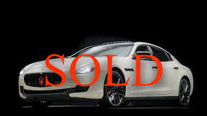 maserati coupe 2014 2014 maserati quattroporte sport gt s stock 6511 for sale near