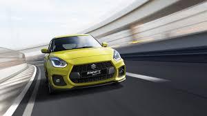 Vwvortex Com All New 2018 Suzuki Swift Sport Unveiled In