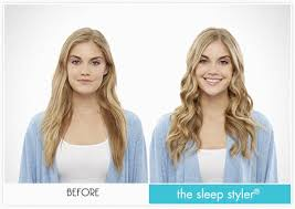 hair extensions as seen on tv as seen on tv sleep styler hair curlers choose your size
