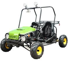 type jeep 110cc go kart power buggie