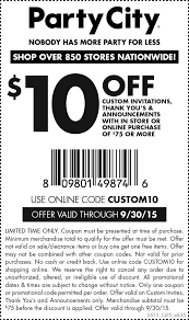 party city halloween costume coupons party city coupons