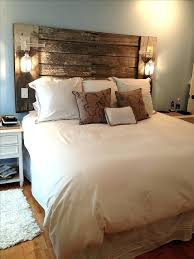 Reclaimed Wood Bed Frame Distressed Wood Headboard Lately Distressed Wood Headboard Diy