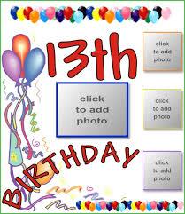happy 13th birthday imikimi com