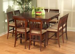 High End Dining Room Chairs Dining Room Outstanding Tall Dining Room Sets Counter Height