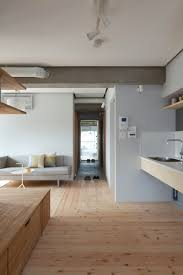 two apartments in modern minimalist japanese style the roots