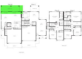 floor plans bc hoonani homes castle u0026 cooke hawaii