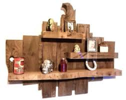 Wood Shelf Pictures by Shelving Etsy