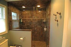 Bathroom Shower Stall Ideas Extraordinary Bathroom Shower Design Stall Ideas Mosaic Ceramic A