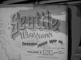 Maps Seattle File Seattle Map Sanborn Perris 1893 Logo Raw Jpg Wikimedia