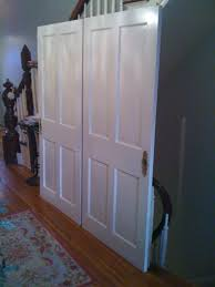 Solid Wood Interior French Doors - closet wood closet doors unfinished wood interior closet doors