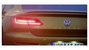 volkswagen arteon trunk nuova arteon il coupé sportivo secondo volkswagen youtube