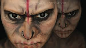 dawn of the planet of the apes makeup tutorial youtube