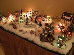 mini lights for christmas village 16 best village collectibles images on pinterest christmas