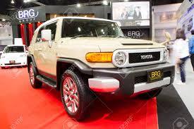 international toyota bangkok december 9 toyota fj cruiser 4x4 car import by brg