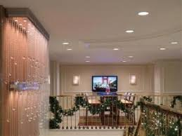 led light design led canned lights for kitchen ceiling light home