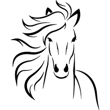 wandtattoos folies wandtattoo pferd