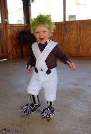 Oompa Loompa Costume Loompa Doompa Dee Do Baby Costume
