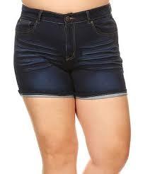 denim shorts for women