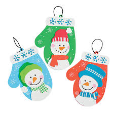 christmas snowman ornament craft u2014 crafthubs