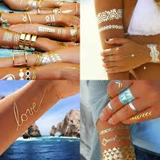 ap is now carrying gold tattoos come check out our various