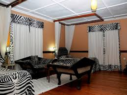 zebra bedroom decor perfection and beauty home designs with pic of
