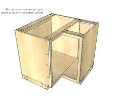 blind corner base cabinet blind base cabinet blind corner base cabinet installation exmedia me