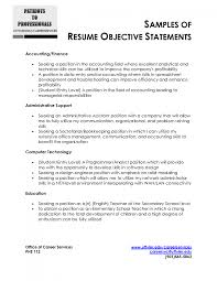 resume examples for administrative assistant cover letter example objective for resume sample objective for cover letter cover letter sample objective on a resume example how write professional work experience for