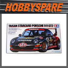 porsche 911 model kit tamiya 1 24 taisan starcard porsche 911 gt2 993 model kit 24175 ebay