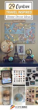 fun home decor 29 best travel inspired home decor ideas and designs for 2018