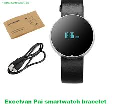 oled bracelet review images Excelvan pai smartwatch bracelet test and review jpg