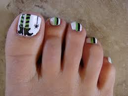 halloween toenail ideas 10 unique halloween toe nail art designs