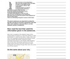100 free sightseeing worksheets