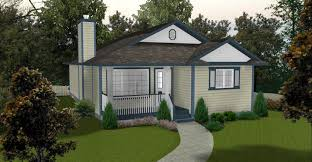 bungalow plans with no garage by edesignsplans ca