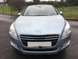 peugeot 508 2018 peugeot 508 sr 1 6 hdi 2012 mot june 2018 in ballynahinch