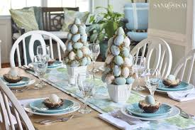 easter table decoration easter table setting