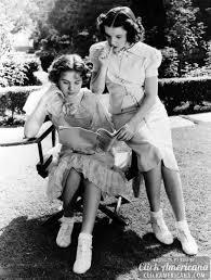 judy garland deanna durbin grow up in 1939 click