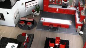 cuisine sims 3 cuisine sims 3 around the sims dco plan original pour maisons