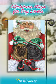 224 best merry pugmas images on pinterest holiday cards