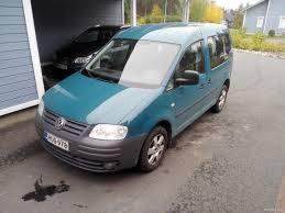 volkswagen caddy kombi 1 9 tdi 77kw mpv 2007 used vehicle