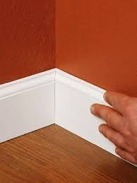 modern baseboard molding ideas image result for adding crown moulding craftsman style abidur