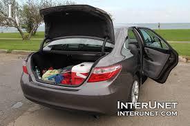 toyota camry trunk testing toyota roadside assistance interunet