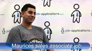 Dollar General Sales Associate Application Maurices Interview Sales Associate Youtube