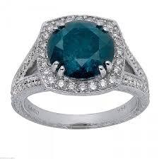 Blue Diamond Wedding Rings by Free Diamond Rings Antique Blue Diamond Engagement Rings Antique