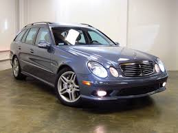 2006 mercedes e55 amg for sale get one while the gettin is 2006 mercedes e55 amg