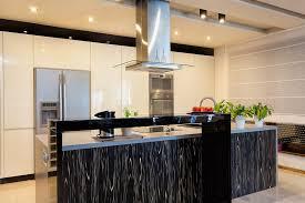 Modern Kitchen With Island Kitchen Modern Kitchen Island With Streaked Design 75 Modern