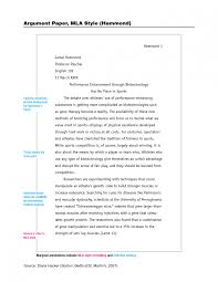 Mla Resume To Write A Mla Format Essay How Resume Ideas 214885 Cilook Us